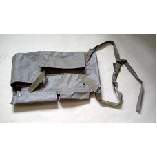 CLANSMAN PRC351 BACKPACK CARRIER POUCH GREEN NYLON